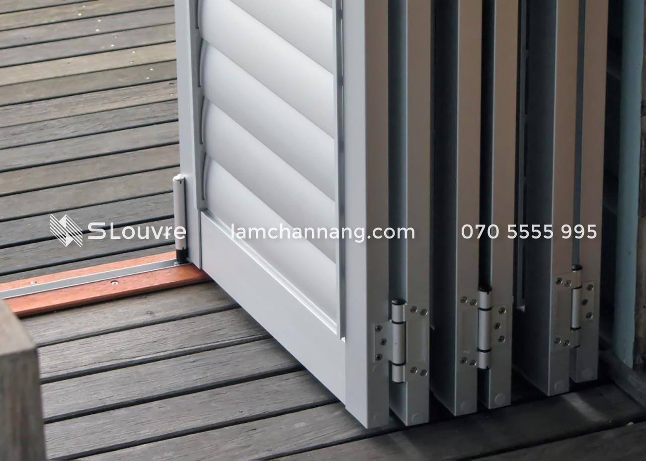 lam chắn nắng, lam nhôm, sun louvre, aluminium louvre, cửa chớp, cửa chớp nhôm, cửa chớp lam nhôm, cửa lam nhôm, shutter louvre