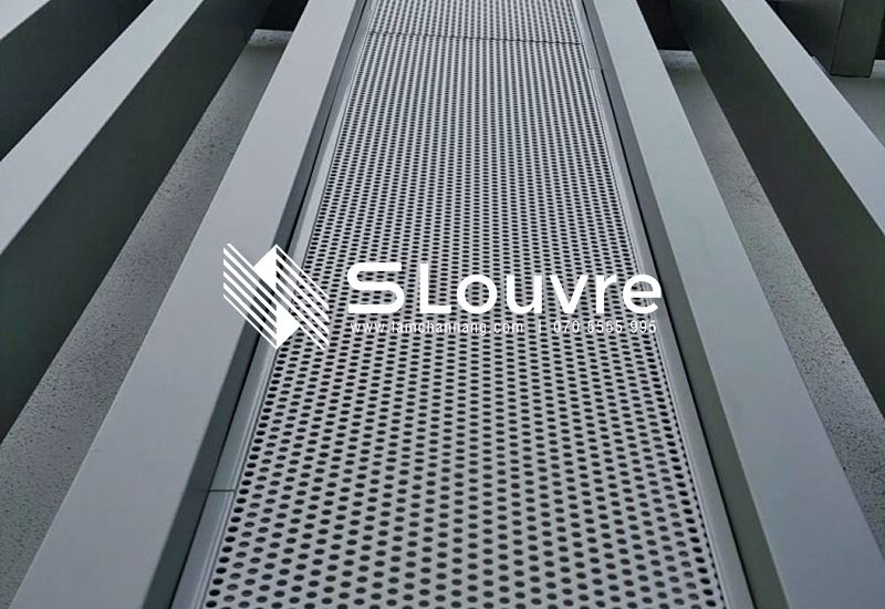 corrugated aluminium panel, decorative aluminium ceiling, aluminium Cladding Panels, aluminium cladding, aluminium facade panel, facade panel, curtain wall, Facade Architecture, nhôm mặt dựng Facade, nhôm vách dựng Facade