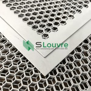 hexagonal perforated metal, Perforated metal panel, decorative metal ceiling, Metal Cladding Panels, Metal Cladding Panels, hexagonal Perforated Metal Sheet, hexagonal perforated aluminum sheet, Metal Cladding, perforated screen facade, perforated wall cladding, perforated aluminium cladding, Facade Architecture, tấm nhôm đục lỗ lục giác, mặt dựng Alu Facade, vách dựng Alu Facade, Alu Facade đục lỗ, mặt dựng Facade, vách mặt dựng Facade, vách dựng Facade, mặt dựng đục lỗ lục giác, Facade đục lỗ