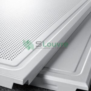 trần nhôm clip in, clip in tiles ceiling, clip in ceiling system, aluminium clip in ceiling, metal clip in ceiling tiles, Perforated Metal Ceiling, metal ceiling tiles, perforated aluminium ceiling, aluminium ceiling, trần nhôm vuông, tấm trần clip in, tấm clip in