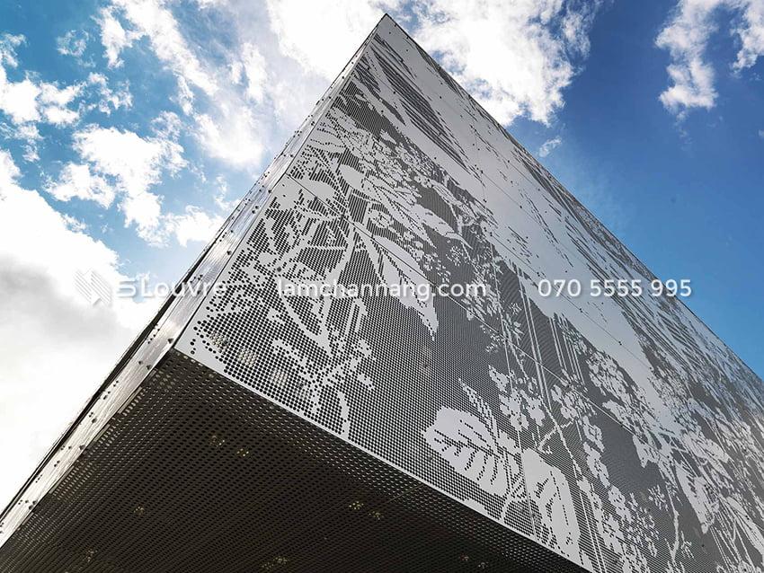 Giải pháp mặt dựng Alu Facade